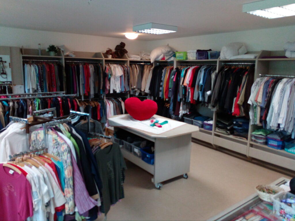 Kleidershop